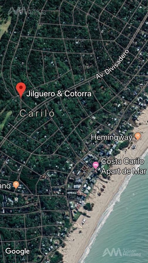 Foto Terreno en Venta en  Carilo ,  Costa Atlantica  Jilguero y Magnolia, Carilo