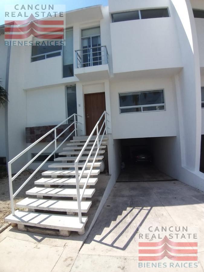 Foto Casa en Renta en  Residencial Palmaris,  Cancún  Palmaris renta