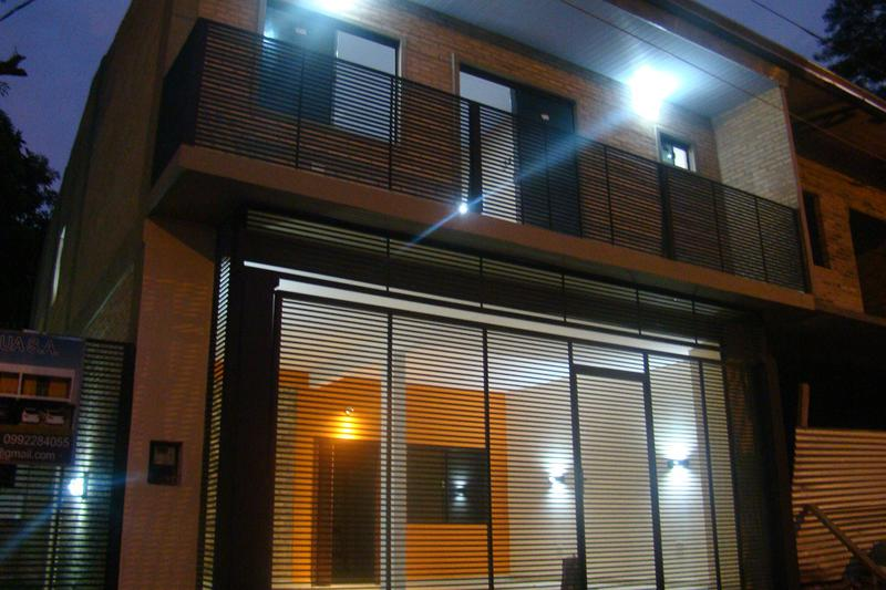 Foto Casa en Venta en  Lambaré ,  Central  Vendo Duplex a estrenar en Lambare, zona Super El Pueblo