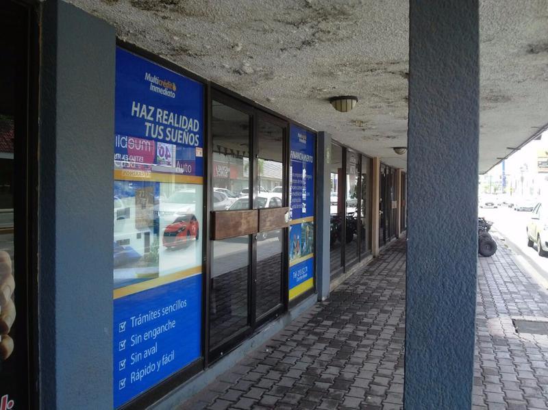 Foto Local en Renta en  Guadalupe,  Tampico  Renta de Local Comercial en Tampico Sobre Av. Hidalgo Col. Guadalupe