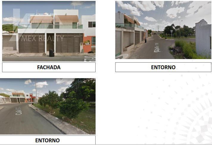 Foto Casa en Venta en  Fraccionamiento Las Américas,  Mérida  CLAVE 62196 CASA EN VENTA FRACC. LAS AMERICAS, MERIDA YUCATAN, CESION DE DERECHOS ADJUDICATARIOS SIN POSESION $1,702,000 SOLO CONTADO MUY NEGOCIABLE