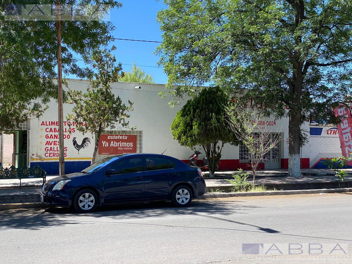 Foto Local en Venta en  Jiménez ,  Chihuahua  Local comercial en Venta , avenida Juarez, Cd Jimenez