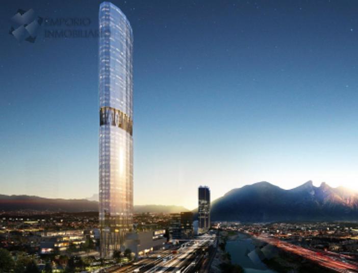 Foto Departamento en Venta en  Mirador,  Monterrey  Departamento Venta Torre Sohl Av. Constitucion desde $3,960,000 Lizlog EMO1