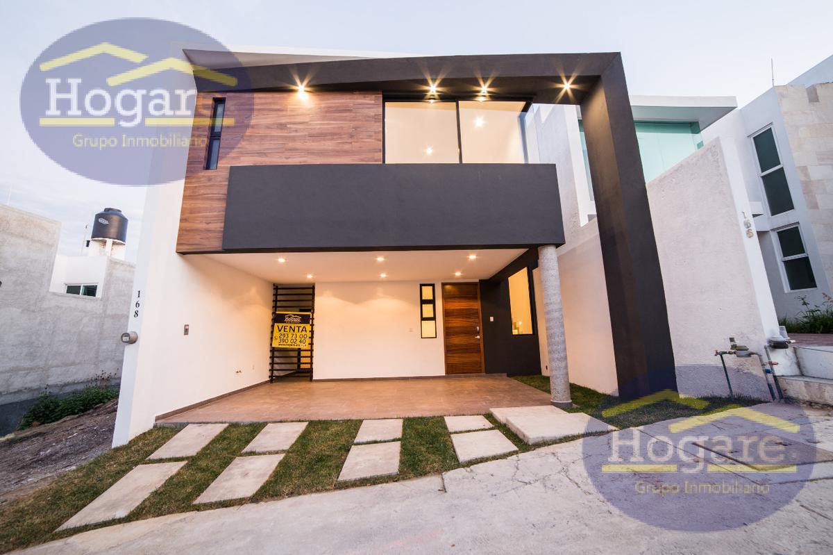 Casa en Venta Nueva, acabados de lujo en Barranca del Refugio, León, Gto.