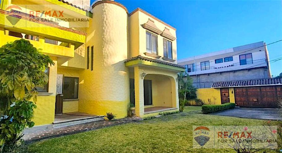 Foto Casa en Venta en  Vista Hermosa,  Cuernavaca  Venta/Renta de Casa Sola en Vista Hermosa...Clave 3307