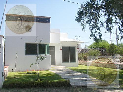 Foto Casa en Renta en  Barrio San Juan,  Tequisquiapan  Cómoda casa, una planta