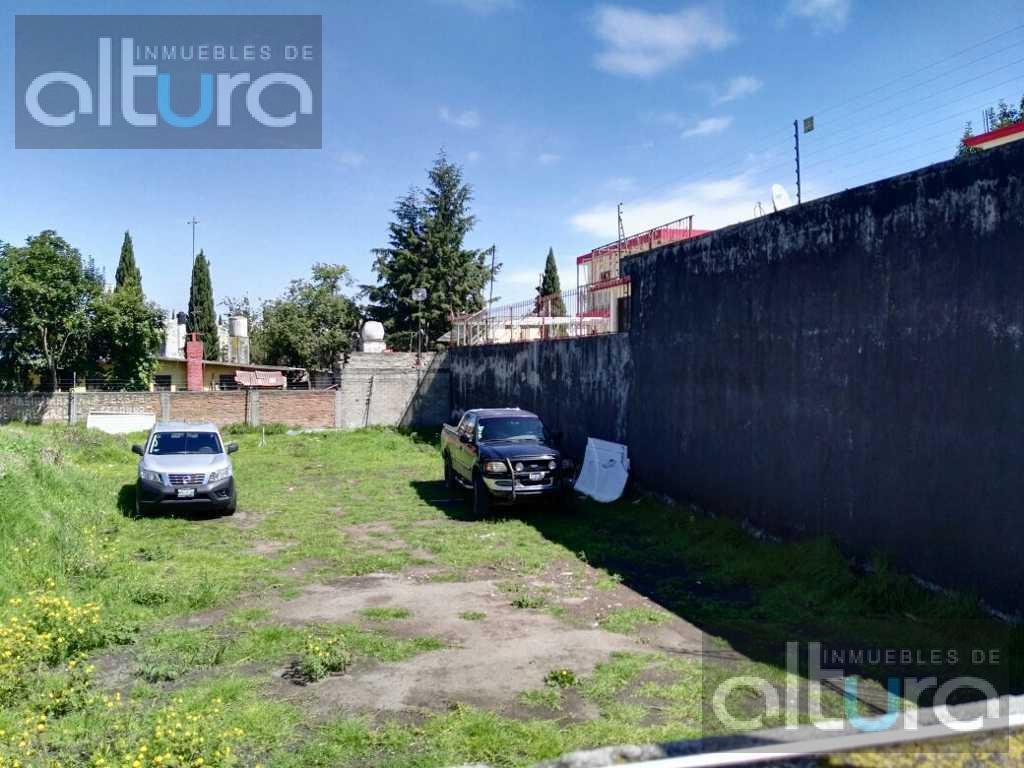 Foto Terreno en Renta en  Casa Blanca,  Metepec  CALLE LIRIOS, COLONIA  CASA BLANCA, METEPEC, MEXICO, C.P. 52175, TESH al 100