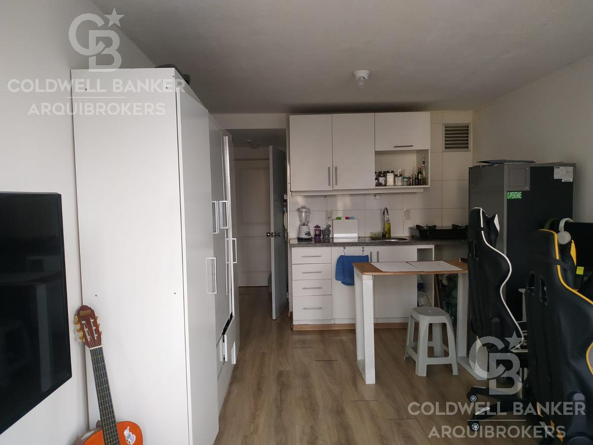 Foto Apartamento en Alquiler en  Pocitos ,  Montevideo  Apartamento monoambiente en alquiler en Pocitos