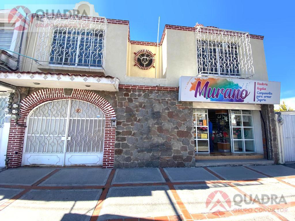 Alquiler de Casa 3 recamaras en Puebla Jardines de San Manuel
