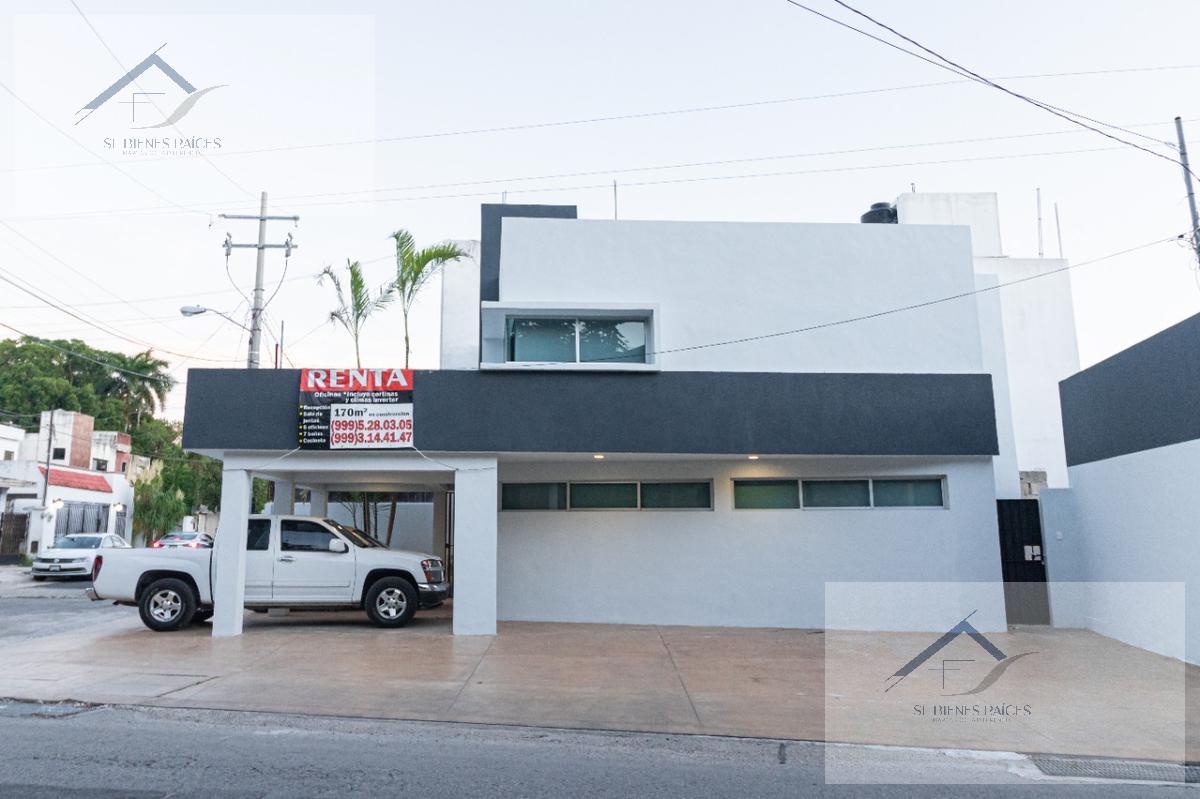 Foto Oficina en Renta en  Chuburna de Hidalgo,  Mérida  Corp 60 Oficina en Renta en Chuburná