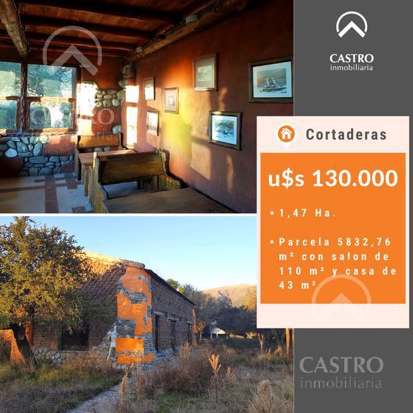 Foto Casa en Venta en  Cortaderas,  Chacabuco  Cortaderas