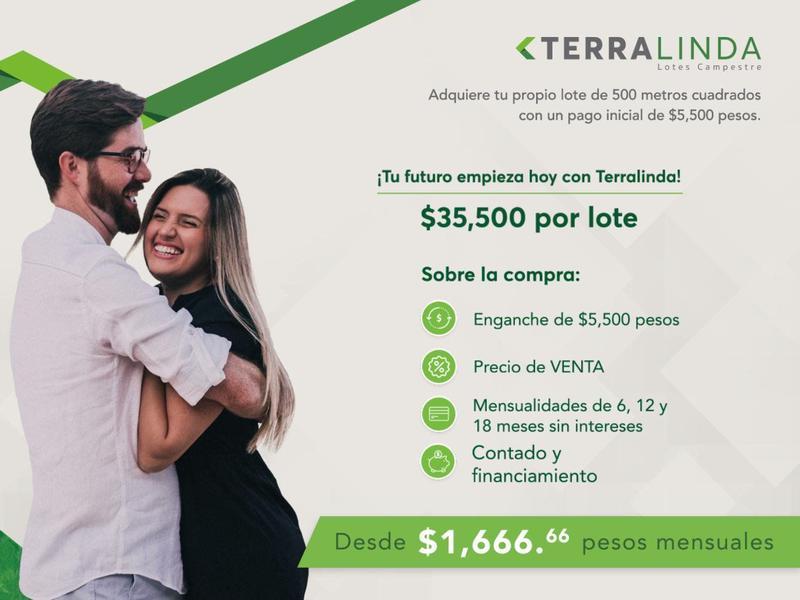 Foto Terreno en Venta en  Mocochá ,  Yucatán  TERRALINDA lotes de inversión