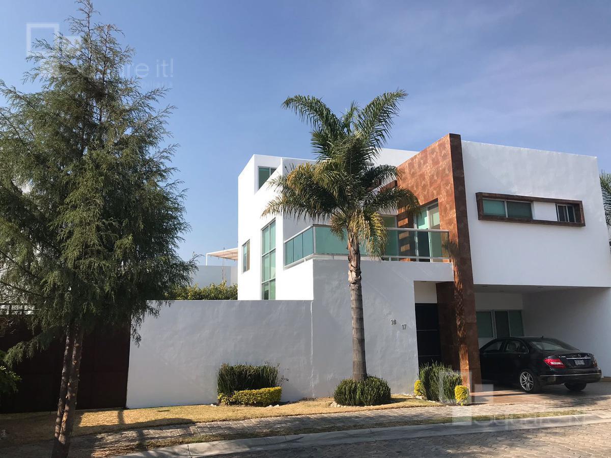 Foto Casa en Renta en  Fraccionamiento Lomas de  Angelópolis,  San Andrés Cholula  Casa en Renta excelente ubicación, cerca a Sonata