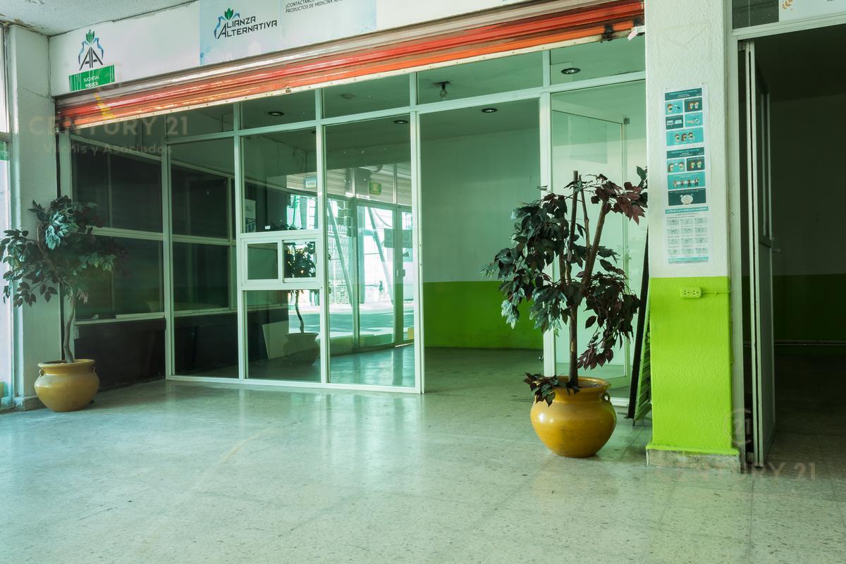 Foto Edificio Comercial en Venta en  La Merced  (Alameda),  Toluca  EDIFICIO EN VENTA CON LOCAL EN TOLUCA