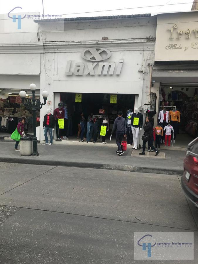 Foto Local en Renta en  Tampico Centro,  Tampico  LOCAL COMERCIAL UBICADO EN ZONA CENTRO DE TAMPICO, TAM.