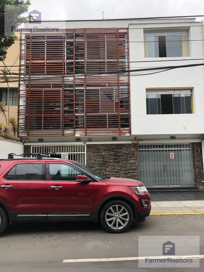 Foto Casa en Venta en  Miraflores,  Lima  Casa ambientada como Oficinas 3 pisos-Miraflores - Diego Ferré al 300