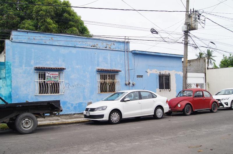 Foto Terreno en Venta en  Veracruz ,  Veracruz  Terreno en venta en Col. Centro. OPORTUNIDAD DE INVERSIÓN