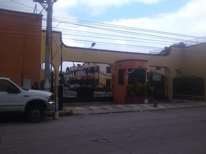 Foto Casa en condominio en Venta en  Residencial Paraíso,  Coacalco de Berriozábal  CONJUNTO HABITACIONAL PARAISO, DEPARTAMENTO, VENTA, COACALCO, EDO. DE MÉXICO.