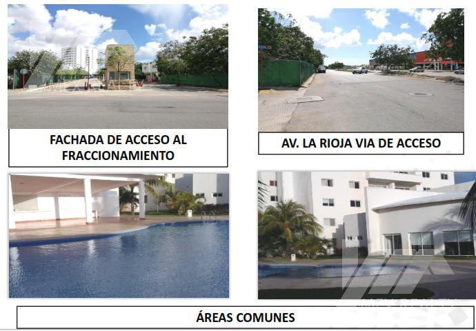 Foto Departamento en Venta en  Supermanzana 316,  Cancún  CLAVE 58341, DEPARTAMENTO EN VENTA  VITALA CANCUN, SM 316, ESCRITURA Y POSESION $1,198,000, SOLO CONTADO MUY NEGOCIABLE