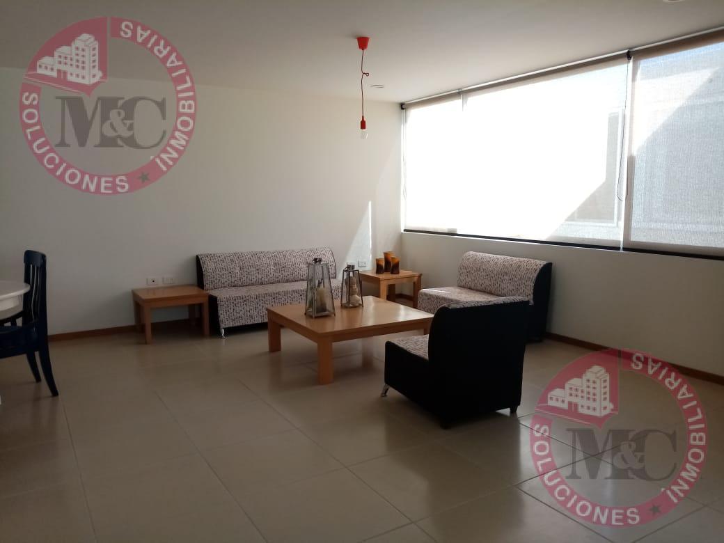 Foto Departamento en Renta en  Condominio La Querencia,  Aguascalientes  RINCON  1 DEPARTAMENTO AMIEBLADO EN RENTA
