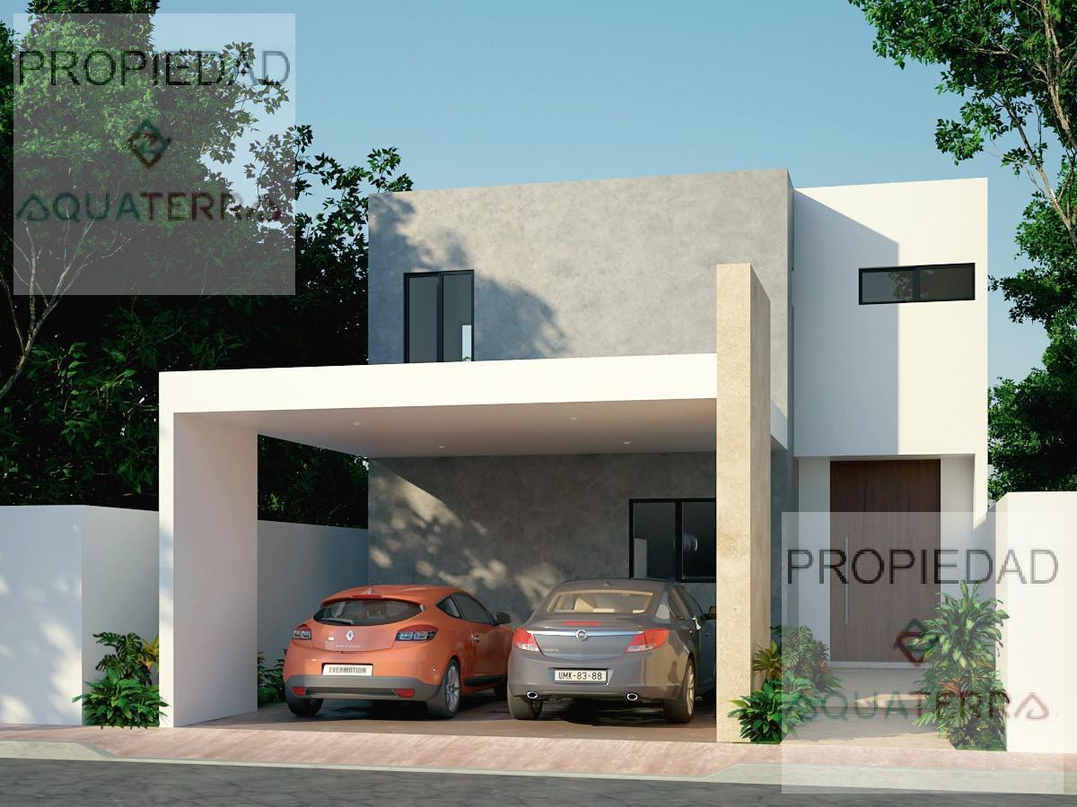 Casas Residencial dentro del complejo ZENDERA