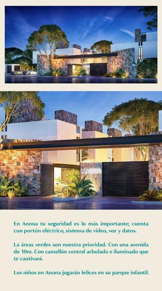 Foto Casa en condominio en Venta en  Temozon Norte,  Mérida  CASAS RESIDENCIALES DE TRES RECAMARAS EN TEMOZON NORTE