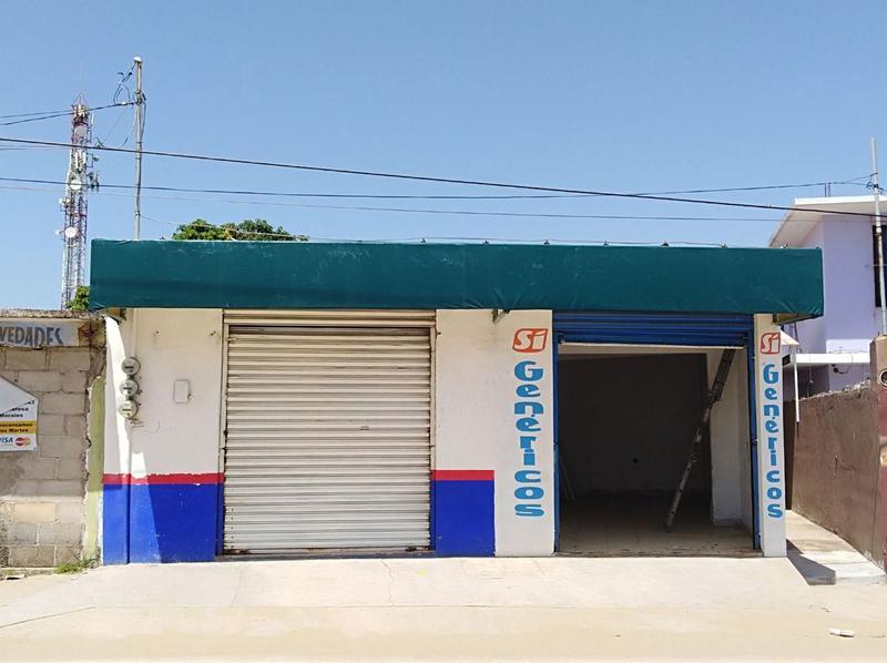 Foto Terreno en Venta en  Teresa Morales Delgado,  Coatzacoalcos  Terreno Comercial en Venta, Rio Tula, Col. Teresa Morales.