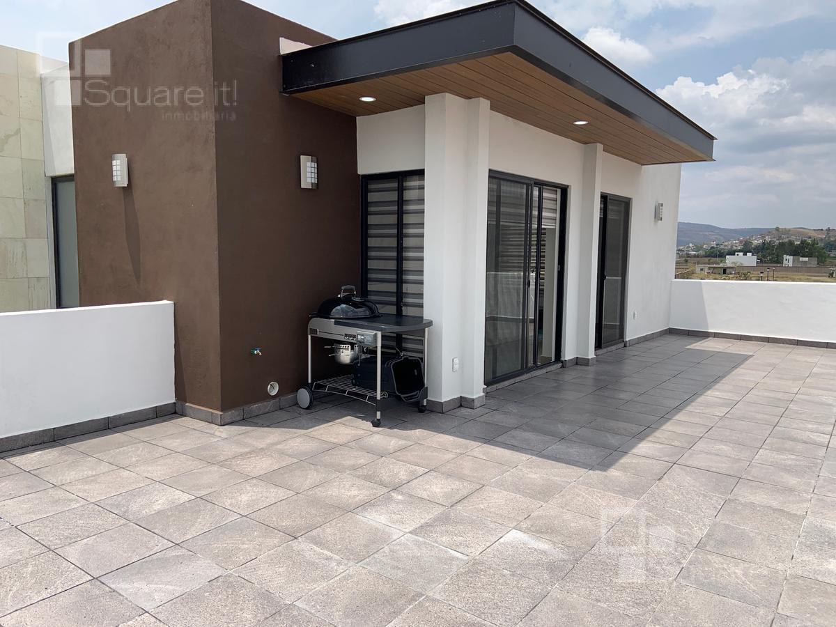 Foto Casa en Venta en  Fraccionamiento Lomas de  Angelópolis,  San Andrés Cholula  Casa Nueva Modelo Olimpo en Altaria Residencial, Cascatta II
