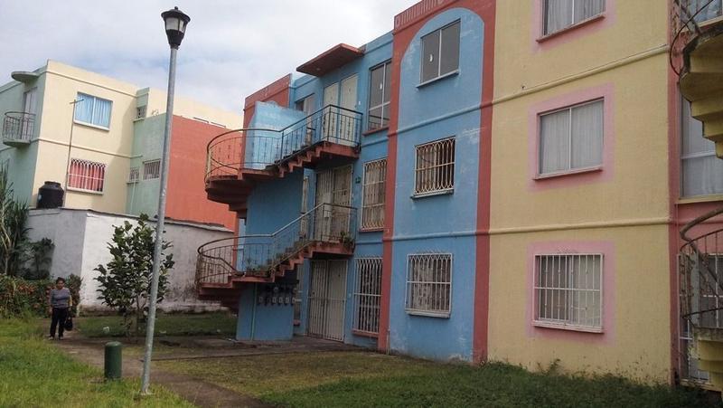 Foto Departamento en Venta en  Fraccionamiento Hacienda Sotavento,  Veracruz  Prolongación Alvarado No. 3 B