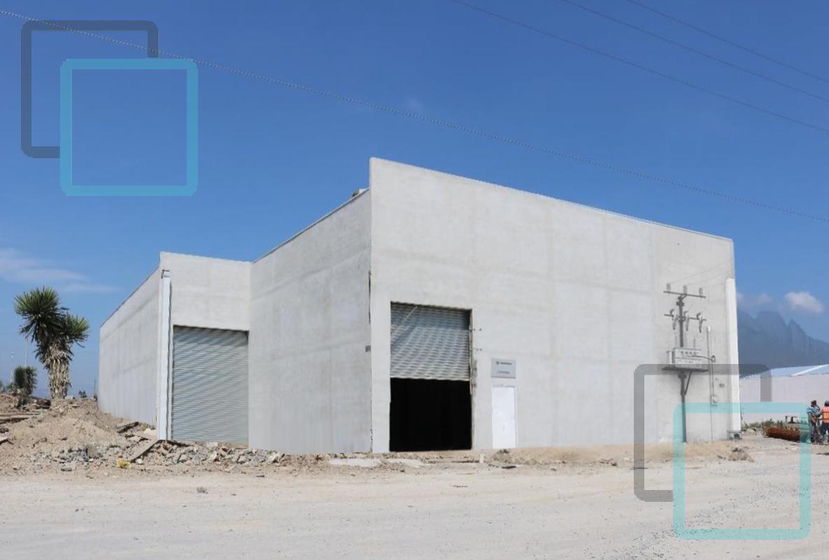Foto Nave Industrial en Renta en  Parque Industrial,  Gral. Escobedo  BODEGA INDUSTRIAL EN RENTA EN LIBRAMIENTO NORESTE GENERAL ESCOBEDO