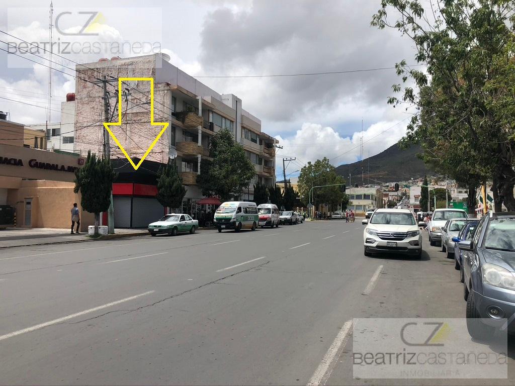 Foto Local en Renta en  Pachuca ,  Hidalgo  PLAZA JUAREZ, PACHUCA, HGO.