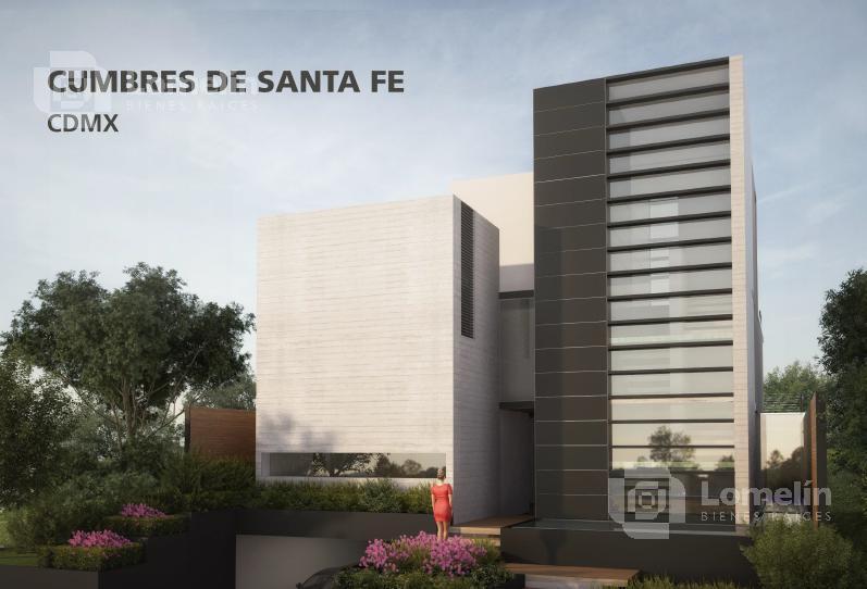 Foto Casa en Venta | Renta en  Cuajimalpa ,  Ciudad de Mexico  CUMBRES DE SANTA FE - CASA EN VENTA