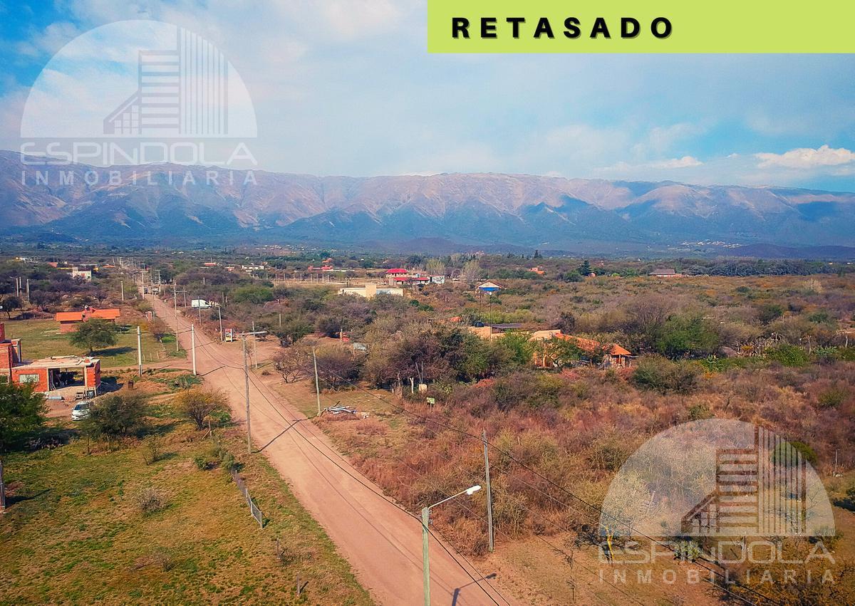 Foto Terreno en Venta en  Cerro de Oro,  Merlo  Cerro de Oro- Merlo