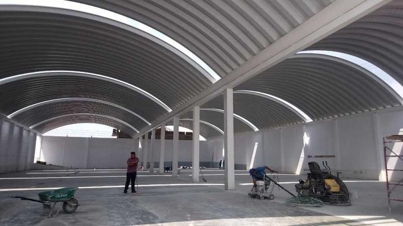Foto Nave Industrial en Renta en  La Constitución Totoltepec,  Toluca  NAVE INDUSTRIAL EN RENTA AV. LAS PARTIDAS