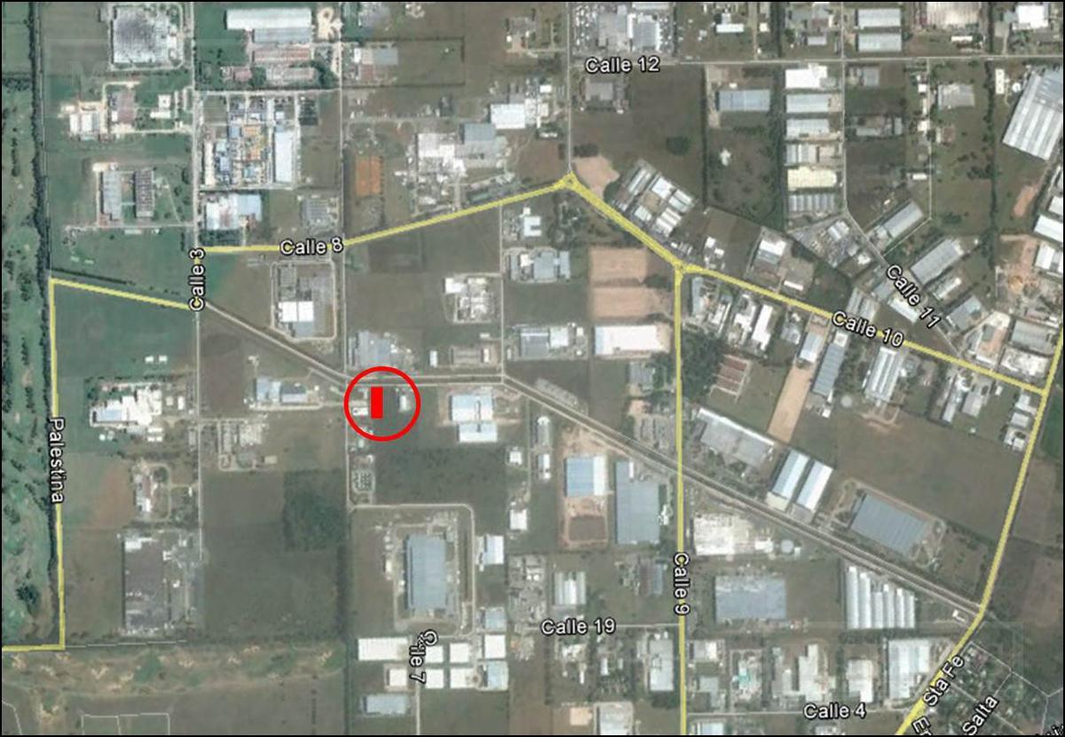 Terreno - Parque Industrial Pilar
