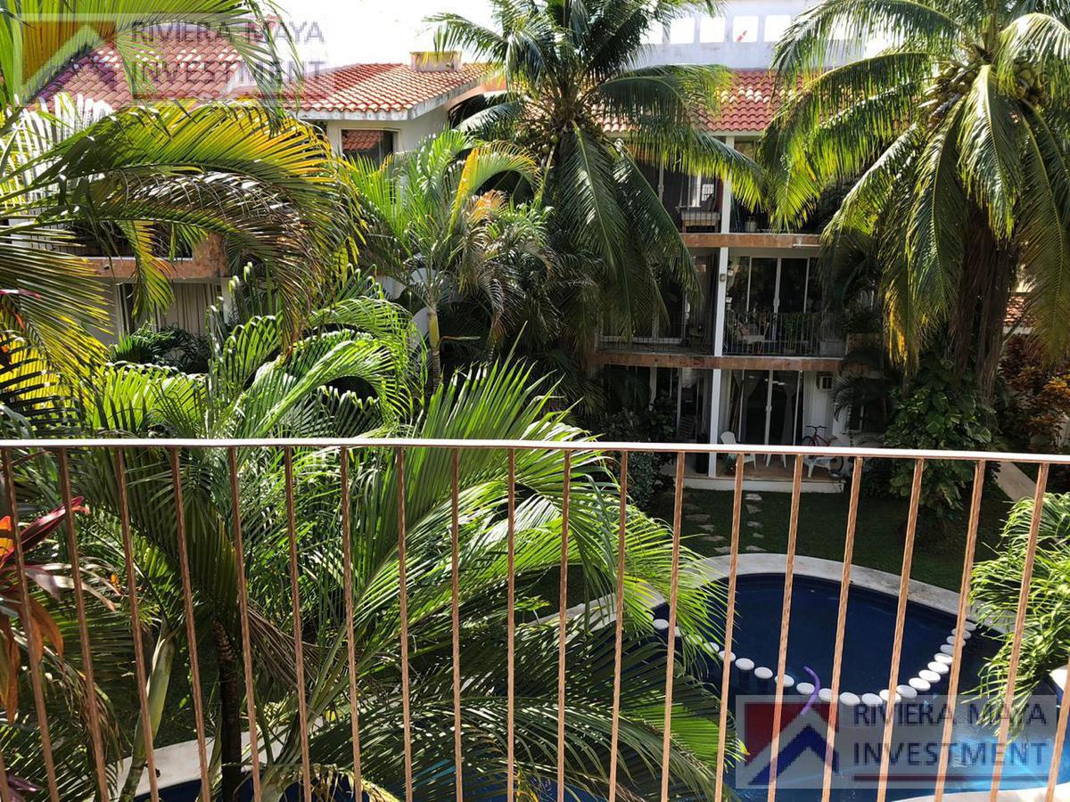 Foto Departamento en Renta en  Fraccionamiento Playa Car Fase II,  Playa del Carmen  DR18 LA CONCHA PLAYA CAR