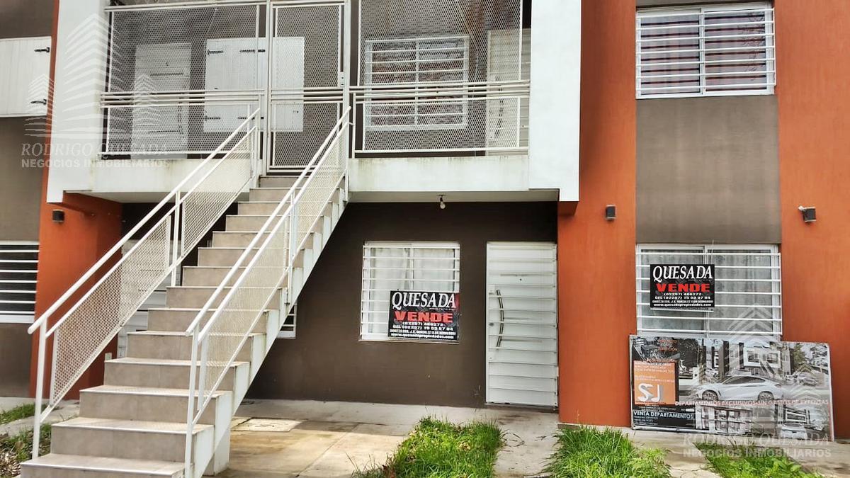 Foto Departamento en Venta en  San Bernardo Del Tuyu ,  Costa Atlantica  3 Ambientes a estrenar en planta baja !!!