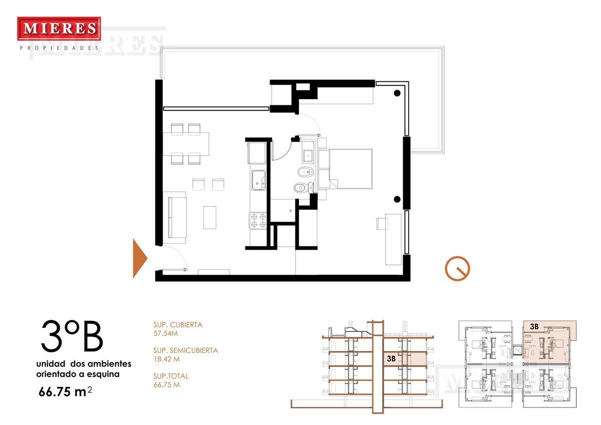 Edificio 9 de Julio - Emprendimiento al pozo con financiacion