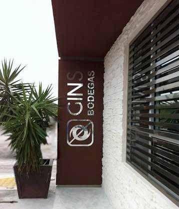 Foto Bodega Industrial en Renta en  Central de Bodegas,  Cancún  BODEGA GINS