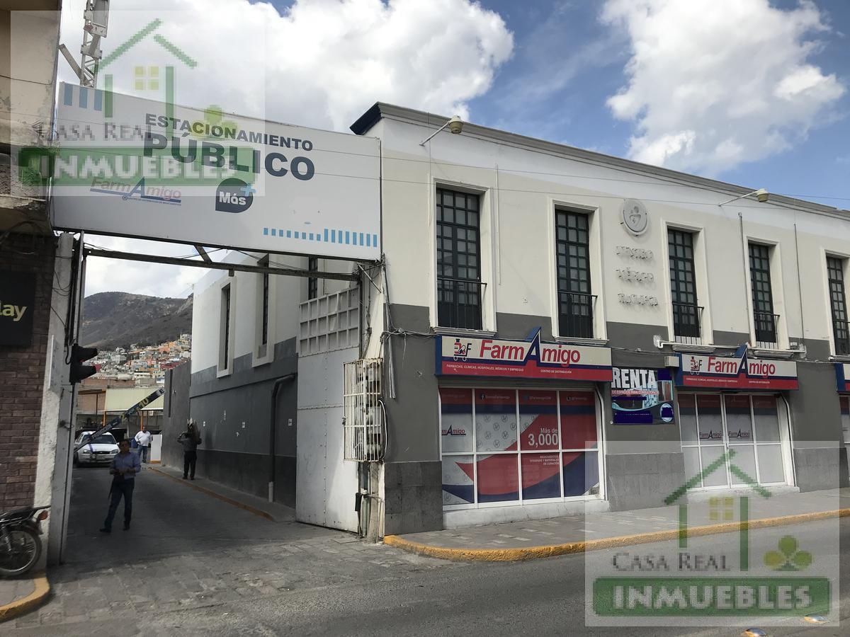 Foto Local en Renta en  Centro,  Pachuca  Local Comercial Centro de Pachuca