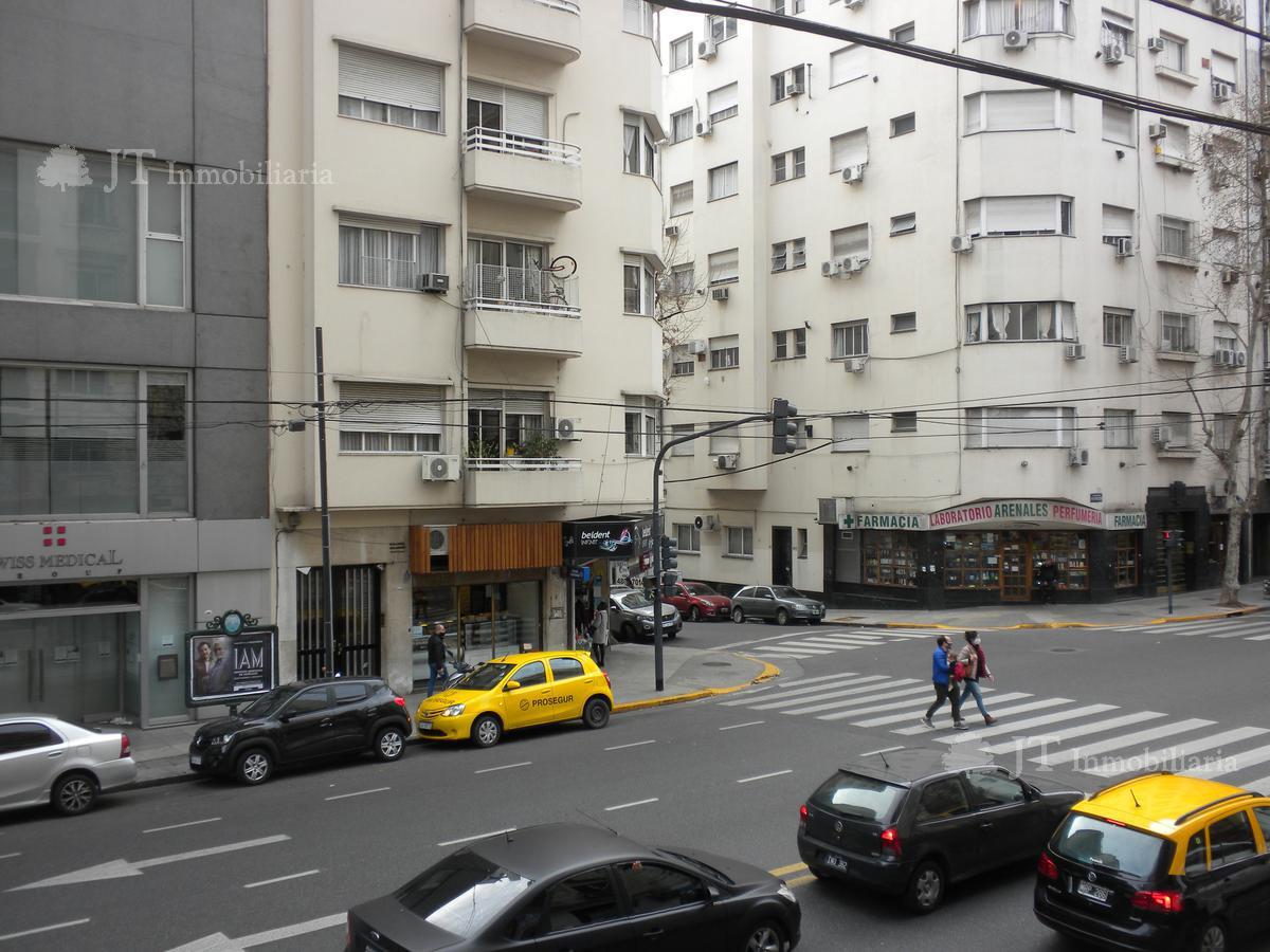Foto Departamento en Alquiler en  Barrio Norte ,  Capital Federal  Pueyrredón 1487 1º A