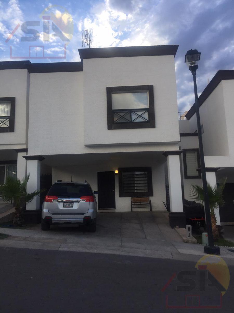 Foto Casa en Renta en  Chihuahua ,  Chihuahua  AMUEBLADA PUENTE DE CASTILLA