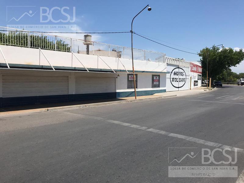 Foto Galpón en Alquiler en  Capital ,  San Juan  Av. Rawson y Ruta 40 (norte)