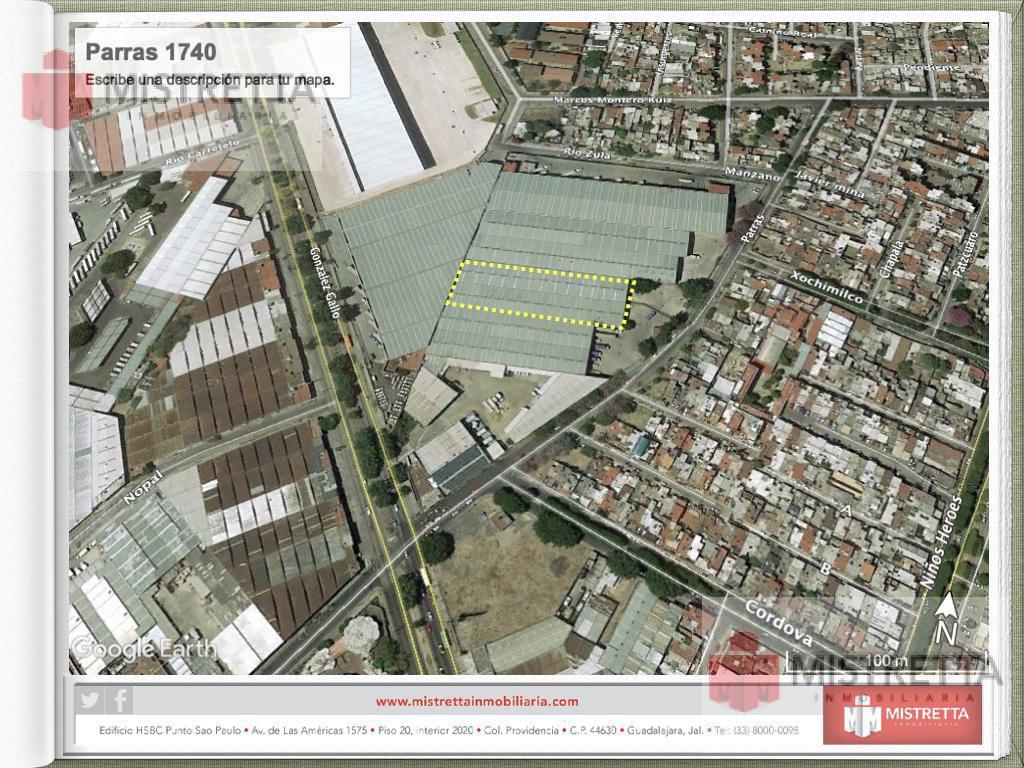 Foto Local en Renta en  El Rosario,  Guadalajara  Parras 1740