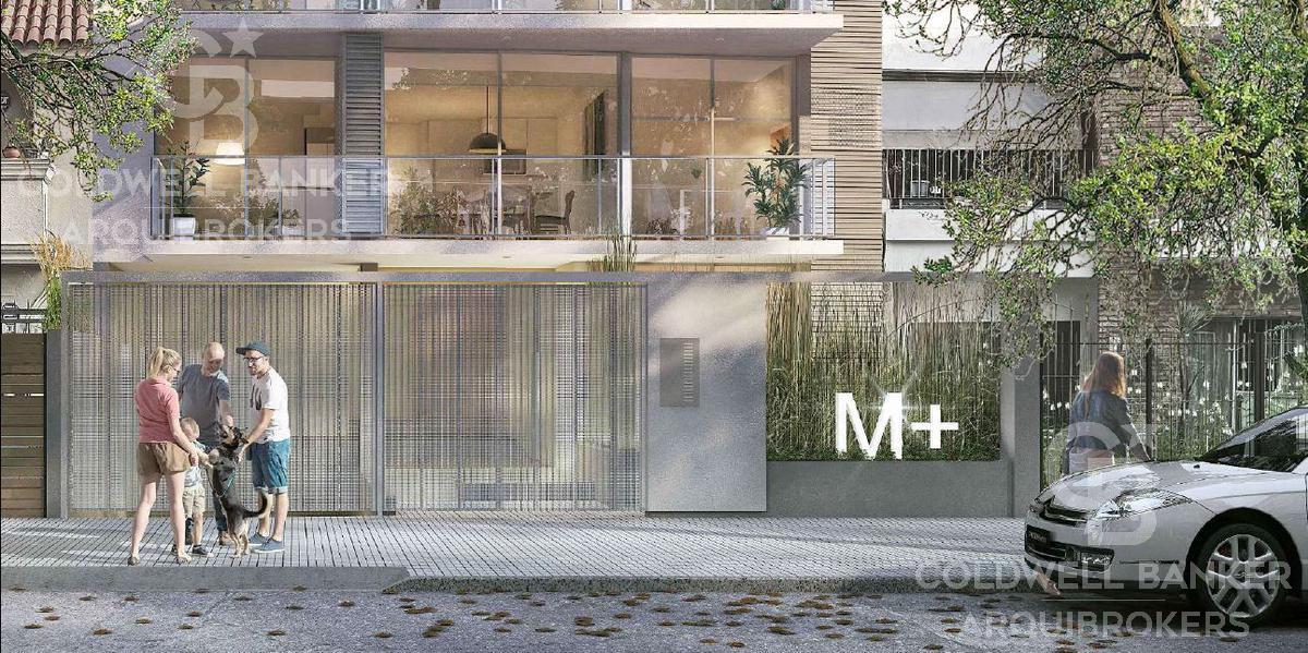 Foto Apartamento en Venta en  Pocitos ,  Montevideo  Apartamento de 1 dormitorio en venta en Pocitos