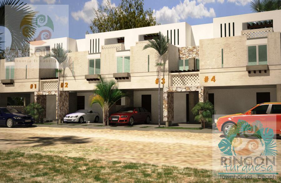 Foto Casa en condominio en Venta en  Chicxulub Pueblo ,  Yucatán  Townhouse en venta Rincon Turquesa, Chicxulub Puerto,  Mérida Yucatán.