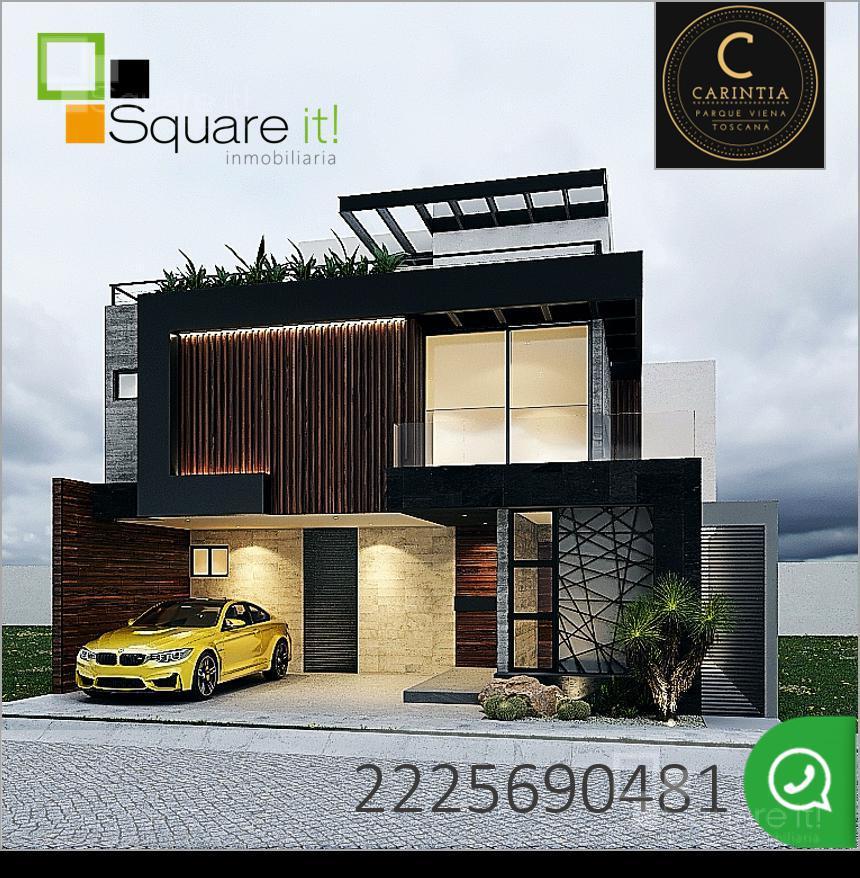 Foto Casa en Venta en  Fraccionamiento Lomas de  Angelópolis,  San Andrés Cholula  Construcción Casa Personalizada desde 230 m2 en Toscana II, Lomas