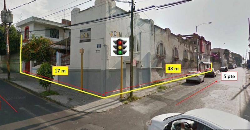 Foto Terreno en Venta en  Puebla de Zaragoza ,  Puebla  Terreno en venta en la colonia Barrio de Santiago
