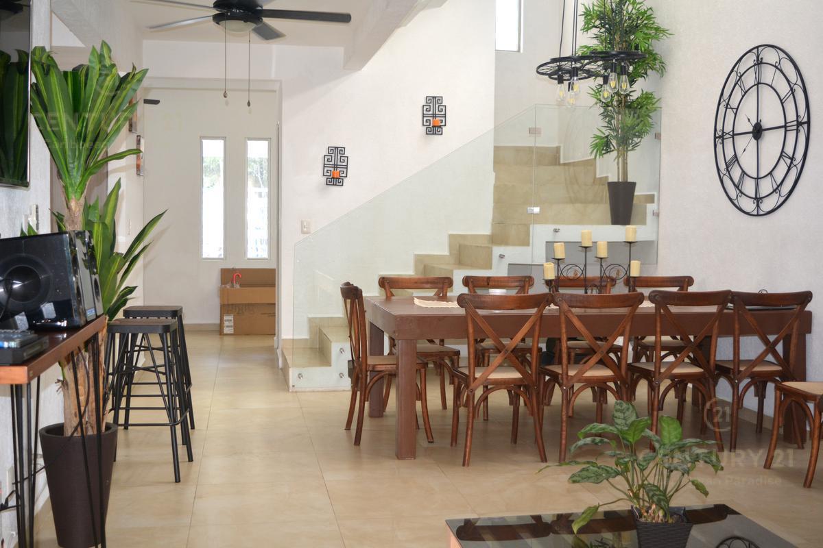 Foto Casa en Renta en  Bali,  Playa del Carmen  Casa 3 recámaras con jacuzzi y rooftop en Balí Playa del Carmen P2958