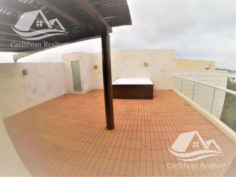 Foto Departamento en Venta en  Puerto Aventuras,  Solidaridad  Penthouse en venta en Puerto Aventuras
